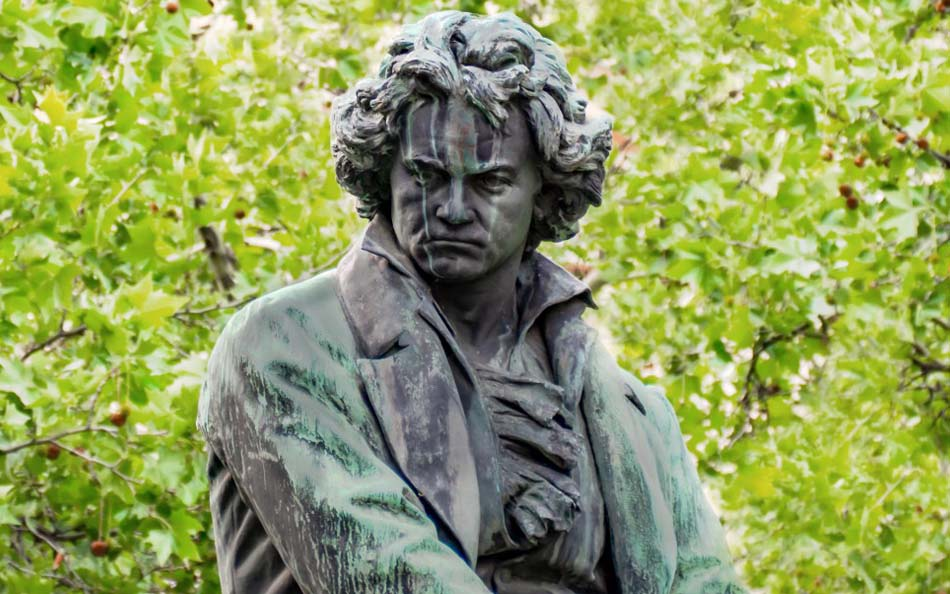 Beethoven estatua