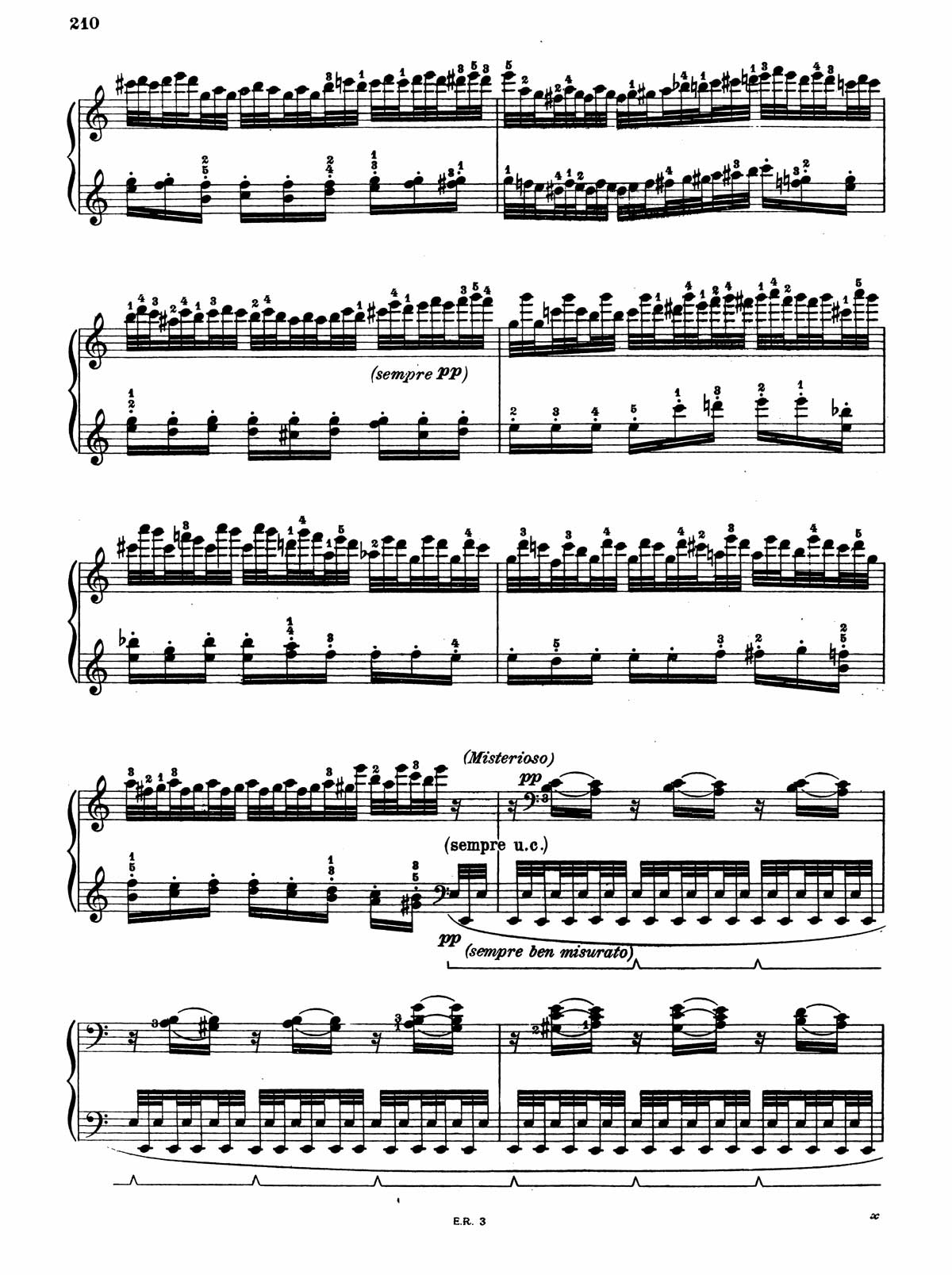 Beethoven Piano Sonata 32-18 sheet music