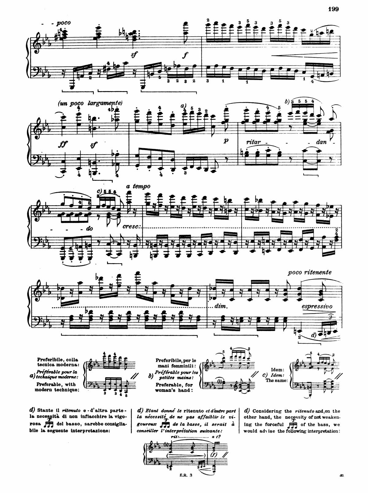 Beethoven Piano Sonata 32-7 sheet music