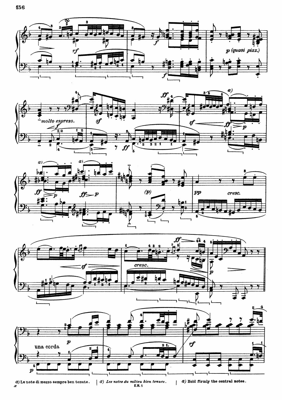 Beethoven Piano Sonata 7-12 sheet music