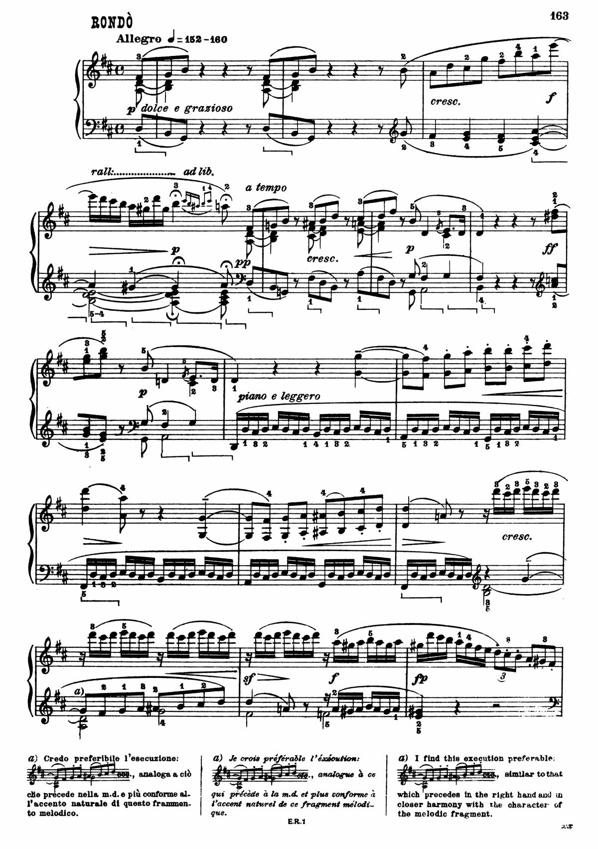 Beethoven Piano Sonata 7-19 sheet music