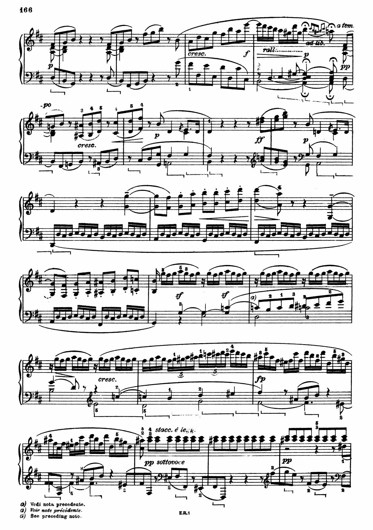 Beethoven Piano Sonata 7-22 sheet music