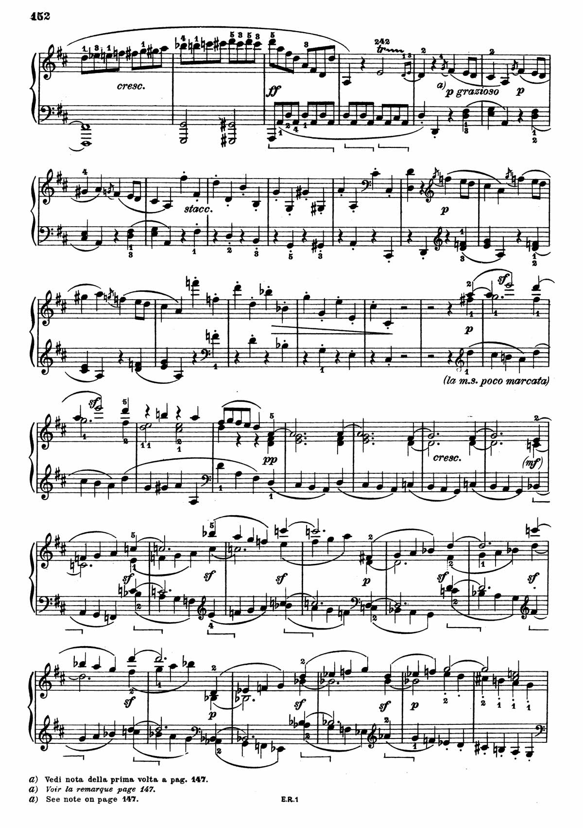 Beethoven Piano Sonata 7-8 sheet music